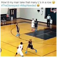 "Comment ""L"" 5 times below without being interrupted for a free follow👇 - - Follow @fullcourtplayz for more! - - @breakanklesdaily: How'd my man take that many L's in a row  8TheDsrespect #MapNeeded  0 Comment ""L"" 5 times below without being interrupted for a free follow👇 - - Follow @fullcourtplayz for more! - - @breakanklesdaily"