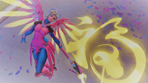 Tumblr, Blog, and Http: howdy-its-shitposts:  Hangzhou Spark | Mercy