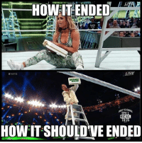 wwe wwememes raw sdlive wrestling funny like follow share njpw roh love laugh haha memes jokes likes nxt dankmemes ig carmella: HOWEITENDED  1:15  LIVE  A MITB  OMANK  STILL  REAL  HOW IT SHOULDVE ENDED wwe wwememes raw sdlive wrestling funny like follow share njpw roh love laugh haha memes jokes likes nxt dankmemes ig carmella
