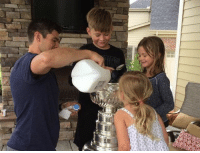 Memes, Breakfast, and Kids: How's your breakfast? Kunitz StanleyCup Kids Cereal NHLDiscussion