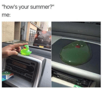 "Memes, Summer, and Heat: ""how's your summer?""  me: <p>Ain&rsquo;t no ducking this heat. via /r/memes <a href=""https://ift.tt/2LkK2jF"">https://ift.tt/2LkK2jF</a></p>"