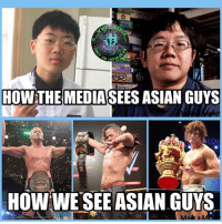 It's time to break this stereotype that all Asians are gonna get straight A's in high school and go on to college for loads of degrees and move on to med school and all become doctors. This is the kind of social norm that Hollywood and society bound and judge us by 😒 wwe wweraw wwesmackdown wwenxt wwesuperstars wwedivas raw smackdown nxt wwememe wwememes wweppv wwenetwork wweapp wwe2k17 wwelive wrestlemania wrestlemania33 sdlive 205live wwegbof greatballsoffire battleground roh njpw romanreigns braunstrowman brocklesnar samoajoe kazuchikaokada: HOWTHE  MEDIASEES ASIAN GUYS  HOW WE'SEE ASIAN GUYS  Ma e a M It's time to break this stereotype that all Asians are gonna get straight A's in high school and go on to college for loads of degrees and move on to med school and all become doctors. This is the kind of social norm that Hollywood and society bound and judge us by 😒 wwe wweraw wwesmackdown wwenxt wwesuperstars wwedivas raw smackdown nxt wwememe wwememes wweppv wwenetwork wweapp wwe2k17 wwelive wrestlemania wrestlemania33 sdlive 205live wwegbof greatballsoffire battleground roh njpw romanreigns braunstrowman brocklesnar samoajoe kazuchikaokada