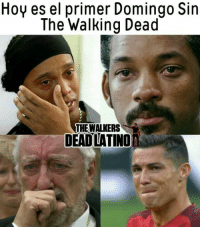 Walking Dead: Hoy es el primer Domingo Sin  The Walking Dead  THE WALKERS  DEADLATINO