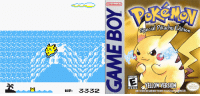 Animals, Anime, and Dank: HP  3332  Nintendo  Specia  ition  EVERYONE  YELLOWAVERSION On this day in 1998, eighteen years ago, Pokémon Yellow, known in Japan as Pokémon Pikachu, was first released in Japan. This game was an enhanced version of Red & Green and featured several alterations based on the Anime including the starter Pikachu, Team Rocket, sprites and more. Did you ever play through this game? Did you get to play the Surfing Pikachu mini-game? What memories do you have of it? Did you get it on the Virtual Console? http://www.serebii.net/yellow