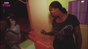 dayslostson:  My favorite gif gets even funnier in the orginal video! She went off. He even tried bringing in Martin Luther King lmao. He tried it but She ain't having none of it. : hree dayslostson:  My favorite gif gets even funnier in the orginal video! She went off. He even tried bringing in Martin Luther King lmao. He tried it but She ain't having none of it.