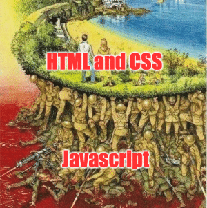 Websites in a nutshell…: HTMLand CSS  Javascript Websites in a nutshell…