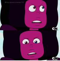 Stever Universe Ig Cartoon Network What If Garnet Only Had