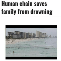 """Crying, DeMarcus Cousins, and Family: Human chain saves  family from drowning  IK @Regrann from @unknown_hazard_666 - """"I honestly thought I was going to lose my family that day,"""" Roberta Ursrey said. """"It was like, 'Oh God, this is how I'm going.' """" PANAMA CITY BEACH, FLA.— It was supposed to just be a quick trip to the beach, but the Saturday afternoon diversion to the water almost ended in unspeakable tragedy for Roberta Ursrey and her family. Ursrey and her husband, mother, nephews and sons were enjoying the sun and yellow-flag conditions near the M.B. Miller County Pier. Ursrey herself had just left the water, but when she turned around to look for her sons, she noticed they were much farther from shore than she remembered. Concerned, she started walking down the beach. And then she heard their screams. """"They were screaming and crying that they were stuck,"""" Ursrey recalled in an interview Monday. """"People were saying, 'Don't go out there.' """" Unwilling to watch them drown, Ursrey and her family swam out to them, but the rip current was much stronger than they realized and despite her best efforts to escape, they were trapped as well. All in all, Ursrey said, nine people were stuck in about 15 feet of water, including her mother, who suffered a massive heart attack during the ordeal and very nearly died. """"I honestly thought I was going to lose my family that day,"""" Ursrey said. """"It was like, 'Oh God, this is how I'm going.' """" It might have been, had Jessica Simmons and her husband not decided on a last minute, beach-side dinner that afternoon. Or if she hadn't stopped to pick up leftover trash and happened to grab a discarded boogie board, intending to keep it for when her godchildren visited. But sitting on the sandbar after a quick dip in the water, Simmons realized everyone on the beach was facing a different direction and pointing. """"I automatically thought they had seen a shark,"""" Simmons said. """"I ran back to shore and my husband ran over to them. ... That's when """