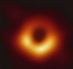 Black, Image, and Black Hole: Humanities first ever image of a black hole