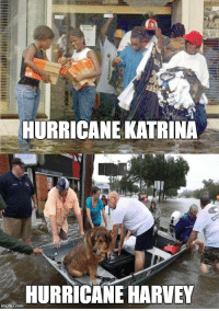 It's Not About How Dangerous a Hurricane is But Where it Hits: HURRICANE KATRINA  HURRICANE HARVEY It's Not About How Dangerous a Hurricane is But Where it Hits