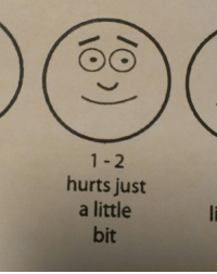 me irl: hurts just  a little  bit me irl