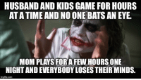 advice-animal:  I bought a switch for the family and PSVR for my husband. I like playing some games too! MARIO Cart 8 and beat saber are FUN!: HUSBAND AND KIDS GAME FOR HOURS  AT A TIME AND NO ONE BATS AN EYE  MOM PLAYS FOR AFEW HOURS ONE  NIGHT AND EVERYBODY LOSES THEIR MINDS.  imgfip.com advice-animal:  I bought a switch for the family and PSVR for my husband. I like playing some games too! MARIO Cart 8 and beat saber are FUN!