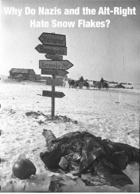 Snow, Persimmon, and Page: hy Do Nazis and the Alt-Right  Hate Snow Flakes?  talingrad -oldmin backup page: 2 Stale 2 Furious