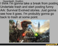 25 Best Ark Survival Memes The Memes And Memes