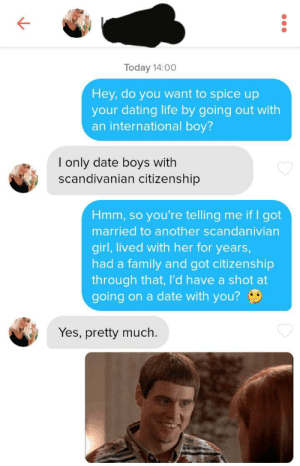 I'm doing a year abroad in Norway, dating is a little more complicated than back home!: I'm doing a year abroad in Norway, dating is a little more complicated than back home!