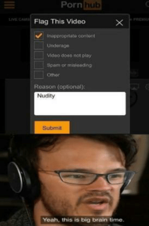 I'm tired of all this nudity on pornhub by mickyo25 MORE MEMES: I'm tired of all this nudity on pornhub by mickyo25 MORE MEMES