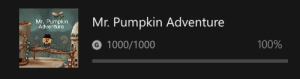I've done it...all the achievements for Mr. Pumpkin Adventure: I've done it...all the achievements for Mr. Pumpkin Adventure