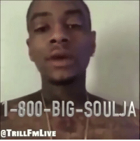 """Memes, 🤖, and Trill: I-800-BIG-SOU A  @TRILL FMLIVE Yo this shit got me folded 💀💀💀💀💀😂😂😂 repost @akanundrum """"dont google it we already tried...it doesnt exist"""" 😂😂😂😂😂"""