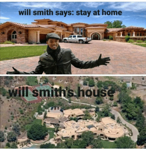 I also choose Will Smith's house: I also choose Will Smith's house