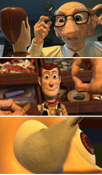 I always found this part of toy story 2 so oddly satisfying: I always found this part of toy story 2 so oddly satisfying