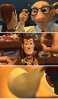 i always found this part of toy story 2 so oddly satisfying 👀: i always found this part of toy story 2 so oddly satisfying 👀