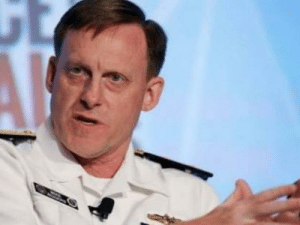 "Donald Trump, Obama, and Trump: I am former Obama NSA Mike Rogers. One would think if the Obama administration's ""surveillance"" of Donald Trump was legit and above water I would've known about it? Nope. Obama's goons hid it from me as well...the NSA Director."