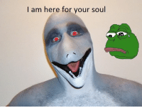 I am here for your soul furries yiff the pepes