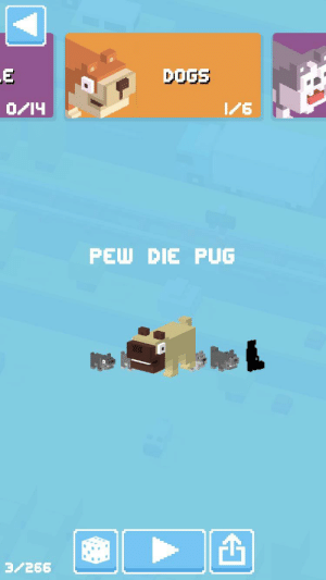 I am just now realizing that crossy road has a PewDiePie reference (sadly inaccurate though): I am just now realizing that crossy road has a PewDiePie reference (sadly inaccurate though)