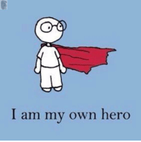 hero: I am my own hero