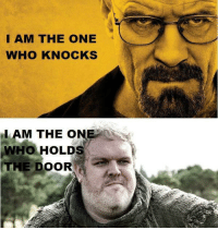 i am the one: I AM THE ONE  WHO KNOCKS  IAM THE ONE  WHO HOLDS  THE DOOR