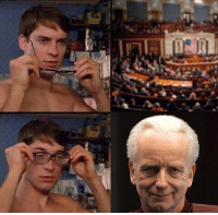 """Star Wars, Senate, and Senator: I. AM. THE. SENATE.   Posted by Weylin Josiah on our Facebook group """"Just Jedi Memes"""""""