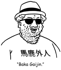 "Book, How To, and Japan: I  ""Baka Gaijin  II When you read a Learn how to speak Japanese 1 book and go to Japan"
