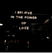 Love, Power, and Believe: -I BELIEVE  IN THE POWER  OF  LOVE