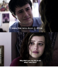Rains Down In Africa