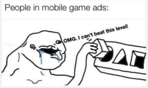 I can't see these ads anymore: I can't see these ads anymore