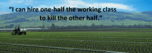 """""""I can hire one-half the working class to kill the other half."""" - Tycoon Jay Gould [1994x698]: """"I can hire one-half the working class to kill the other half."""" - Tycoon Jay Gould [1994x698]"""