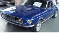Memes, Ford, and Ford Mustang: I can't A-Ford Mustang 1968 Break Sport Wagon. How many Funkateer's have ever seen one? How many would love to see reissues of the real Classic cars with fuel upgrades of course? (SHOW YR LOVE FOR THE CLASSIC ERA) HIT IT...