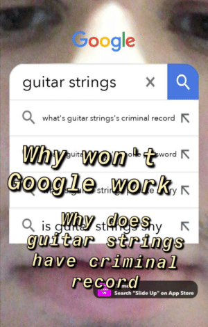 I can't believe it guitar strings wouldnt crime against Ali-A 🎸😭: I can't believe it guitar strings wouldnt crime against Ali-A 🎸😭