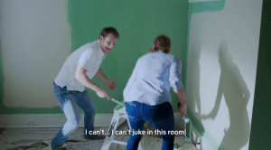 Indoor maps be like: I can't.can't juke in this room! Indoor maps be like