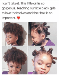 😍❤💯 BHM BlackHistoryMonth Melanin NoMuslimBan MuslimBan Africa blackwomen BlackMagic blackhistory magic queen black BlackIsBeautiful Facts Blacklivesmatter America BLM WakeUp StayWoke FakeNews RealNews BlackGirlMagic BlackGirlsRock: I can't take it. This little girl is so  gorgeous. Teaching our little black girls  to love theirselves and their hair is so  important 😍❤💯 BHM BlackHistoryMonth Melanin NoMuslimBan MuslimBan Africa blackwomen BlackMagic blackhistory magic queen black BlackIsBeautiful Facts Blacklivesmatter America BLM WakeUp StayWoke FakeNews RealNews BlackGirlMagic BlackGirlsRock