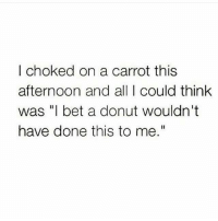 "Gym, Link, and New Release: I choked on a carrot this  afternoon and all I could think  was ""l bet a donut wouldn't  have done this to me."" 🍩= ❤ . @DOYOUEVEN 👈🏼 10% OFF STOREWIDE + NEW RELEASE! 🎉 use code DYE10 ✔️ link in BIO"