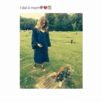 Always show love to your Mom.. She could be gone tomorrow.  Via OMG Girlz: I did it mom Always show love to your Mom.. She could be gone tomorrow.  Via OMG Girlz