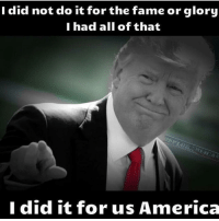 Such a patriot🇺🇸🇺🇸🇺🇸 presidenttrump resist stupidliberals merica america stupiddemocrats donaldtrump guncontrol patriot trump yeeyee presidentdonaldtrump draintheswamp makeamericagreatagain trumptrain triggered ------------------ FOLLOW👉🏼 @conservative.american 👈🏼 FOR MORE🇺🇸🇺🇸: I did not do it for the fame or glory  I had all of that  I did it for us America Such a patriot🇺🇸🇺🇸🇺🇸 presidenttrump resist stupidliberals merica america stupiddemocrats donaldtrump guncontrol patriot trump yeeyee presidentdonaldtrump draintheswamp makeamericagreatagain trumptrain triggered ------------------ FOLLOW👉🏼 @conservative.american 👈🏼 FOR MORE🇺🇸🇺🇸
