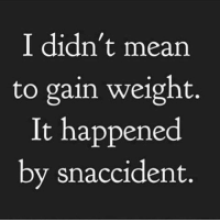 Gym, Free, and Link: I didn't mean  to gain weight.  It happened  by snaccident. Oops. . @DOYOUEVEN 👈🏼 FREE SHIPPING ON ALL orders 🚚🌍 just tap the link in our BIO ✔️