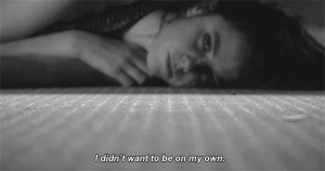 https://iglovequotes.net/: I didn't want to be on my own. https://iglovequotes.net/