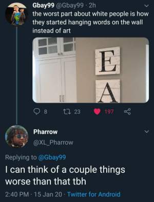 I don't know, those words are pretty lame (via /r/BlackPeopleTwitter): I don't know, those words are pretty lame (via /r/BlackPeopleTwitter)