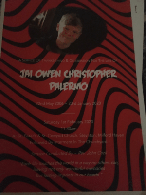 I don't really know how to start this, but on the 23/1/2020 a friend of mine Jai Palermo took his own life, I'm still not sure why but he was a massive fan of Pewds, I should've done this early but I'm not sure why I didn't, it's coming up on his birthday next month.: I don't really know how to start this, but on the 23/1/2020 a friend of mine Jai Palermo took his own life, I'm still not sure why but he was a massive fan of Pewds, I should've done this early but I'm not sure why I didn't, it's coming up on his birthday next month.