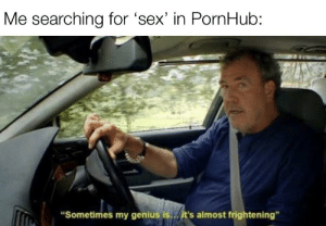 I don't watch porn, I watch sex: I don't watch porn, I watch sex