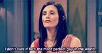 This is why i'll never get over Monica and Chandler.: I don't care if heSthe most perfect guy ththe world. This is why i'll never get over Monica and Chandler.