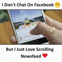 nell: I Don't Chat On Facebook  Haha  -eter Yang and 35 others  /Feelings.ws  ELONGS  Alex Cornell with  February 3 at 5:39 PM  Cor  nell wi  Round Iil success! Honing the lighting.  But I Just Love Scrolling  Newsfeed